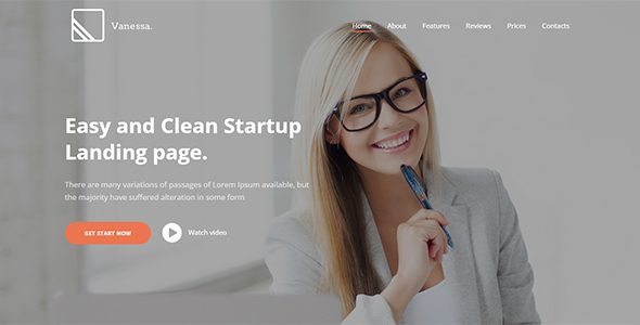 drupal-8-theme-landing-website
